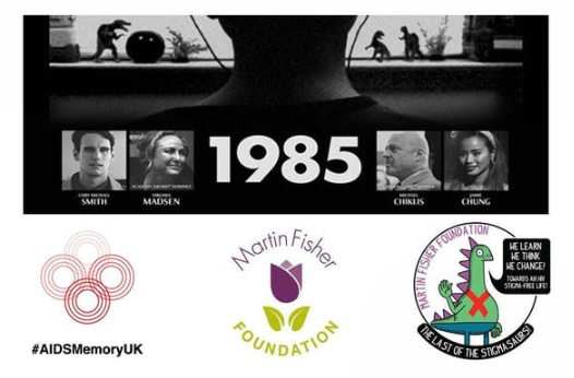 1985 film screening The Martin Fisher Foundation