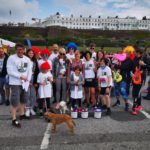 The Martin Fisher Foundation fundraise at the Run2music Event Brighton 11th May 2019.