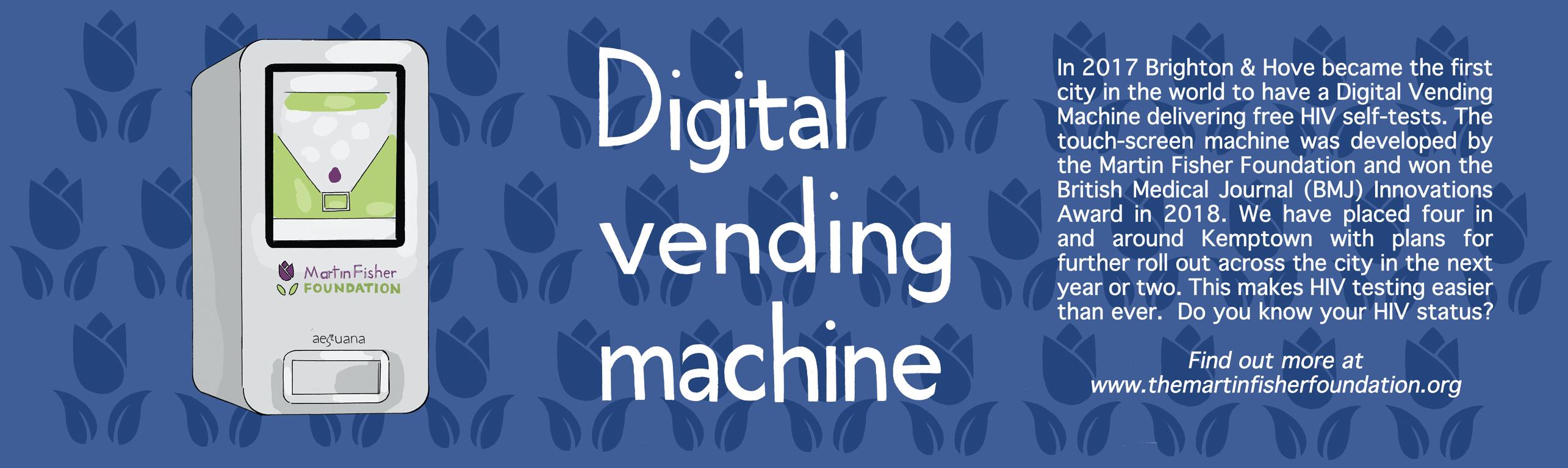 NS1 (Vending Machine) INTERNET
