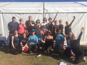 The Martin Fisher Foundation Brighton Triathlon 2019 amazing teams