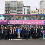 EmERGE project and the Martin Fisher Foundation Bus October 2019